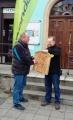 Návštěva u přátel v Teplicích nad Metují
