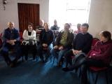 Přednáška u přátel v Sokolově