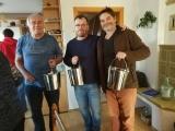 Kurz výroby medoviny a  medových vín – leden 2019