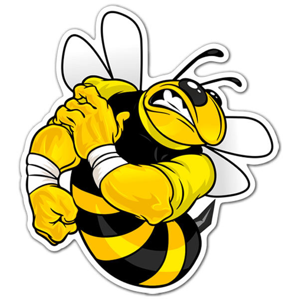 včel velký péro
