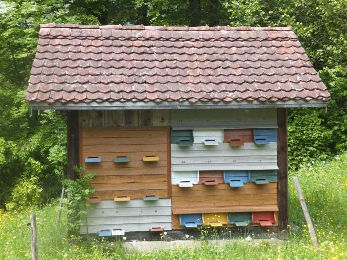Metodický pokyn – Stavby pro včelařské účely