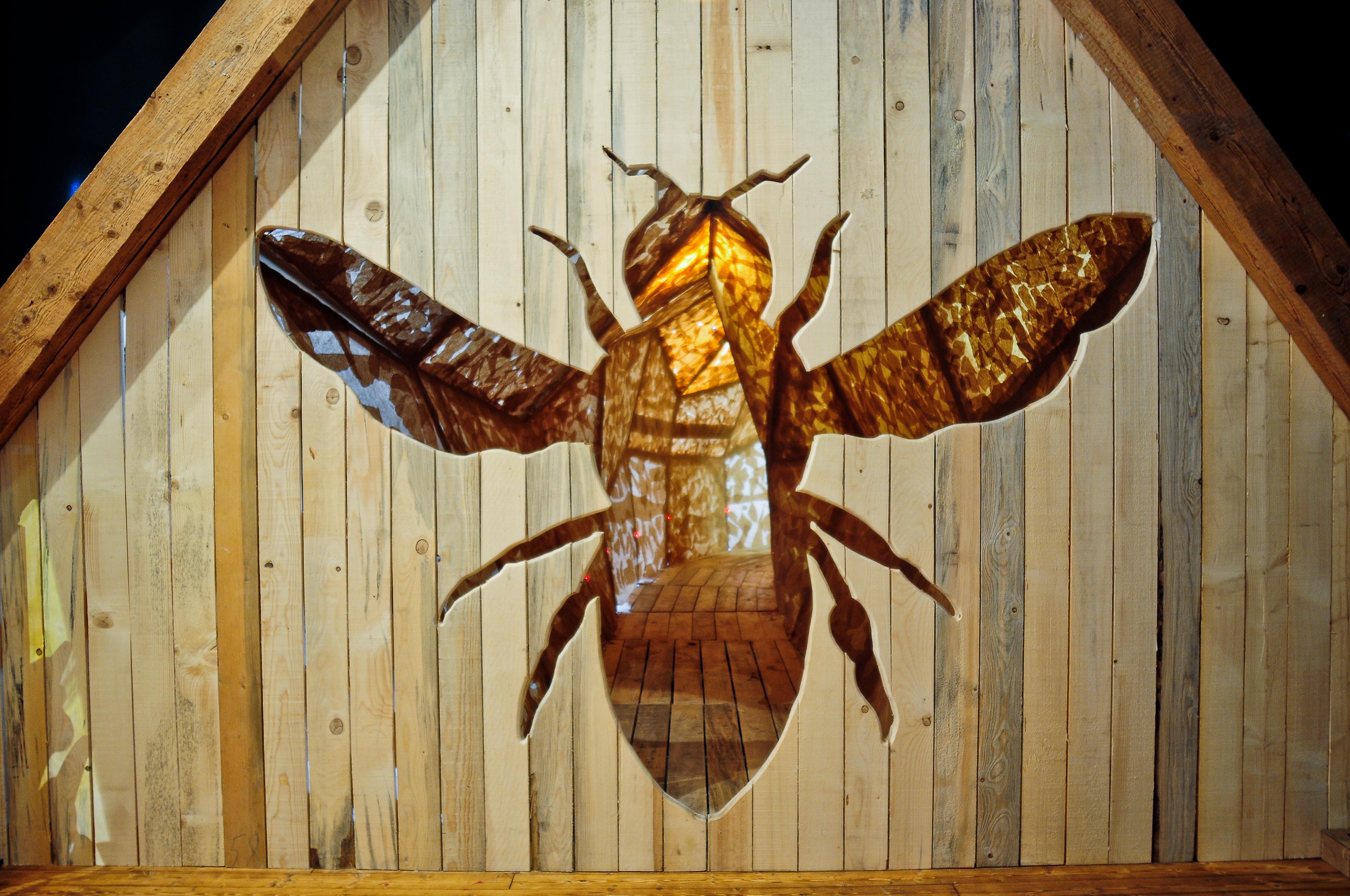 Výstava Včela – Cesta do včelího města